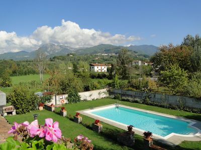 Photo for Perfect for large groups, private pool, walk to facilities, chef service, WIFI