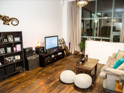 Photo for 1br High Ceiling Apt