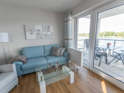 Photo for Apartment Ausguck No2 - Apartmenthaus Meerestochter directly at the Schlei