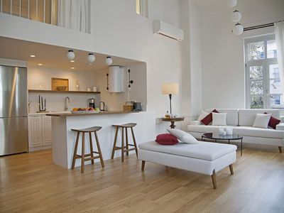 Photo for Kekias | 2BDR Suite Apartment with Ermou Street View |