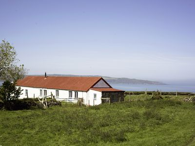 Photo for Coastal Cottage With Panoramic Sea Views