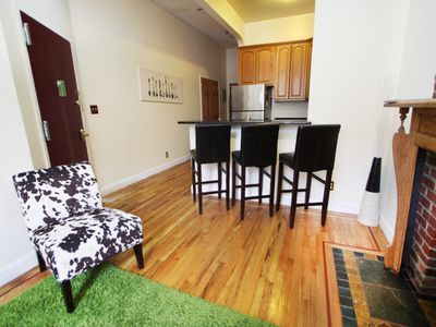 Photo for Beautiful 1 BR Apartment