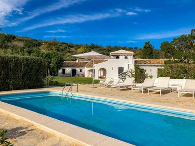 Photo for Feel good villa in Benissa in Ibiza style