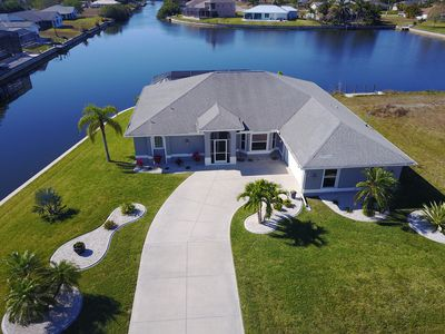 Photo for Spectacular South Facing Private Home Located in Beautiful SW Cape Coral