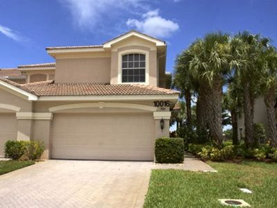 Photo for Colonial Country Club, GATED private Golf Community - Water view