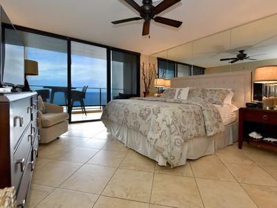 Photo for ❤️BEST OCEAN VIEWS on the 10th floor at The Mahana! PERFECT FOR HONEYMOONERS❤️