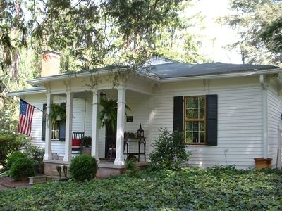 Photo for Downtown Fayetteville Historic 1865 House Pervades Enchanting Classic Charm