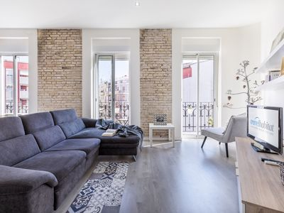 Photo for TH Peris y Valero - Apartment for 5 people in Valencia