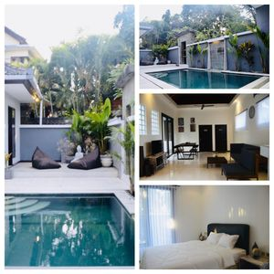 Photo for Villa Cozyness, 2bdrs / pool in city center