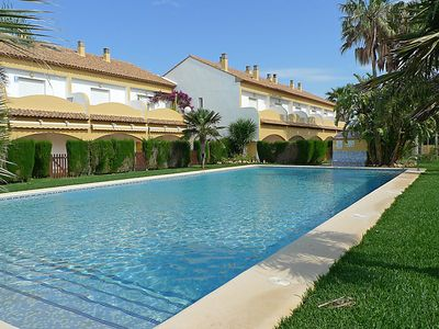 Photo for Vacation home Larymar  in Dénia, Costa Blanca - 6 persons, 3 bedrooms