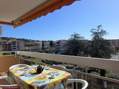 Photo for 1BR Apartment Vacation Rental in Sainte-maxime, Provence-alpes-côte D'azur