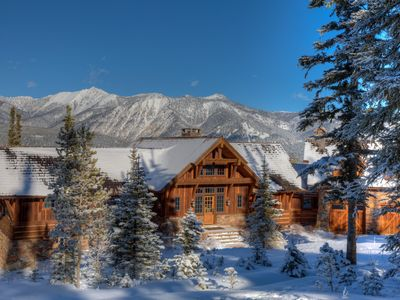Photo for Stunning Mtn Views, Wildlife, and Private Club Access with Skiing, Golf, & Pool!