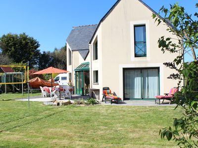 Photo for Rental in St Briac, 6 to 10 people 3mn beaches