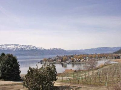 Photo for Welcome each New Day with a View of the Mountains, the Lake and Vineyards