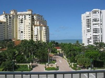 Photo for 2/2 Penthouse With Gulf View, Heated Pool, Across From Beach Access