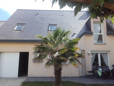 Photo for HOUSE ANY COMFORT LOCATED 40 M FROM THE GREAT BEACH