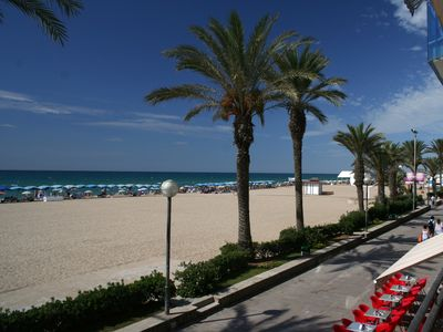 Photo for APARTMENT 50 meters from the beach + WIFI free.