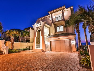 Photo for Stunning Gulf-Front Vacation Home in Destiny by the Sea w/ Gorgeous Gulf Views!
