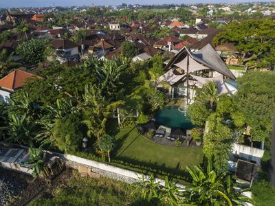 Photo for Toraja, Luxury 2 Bedroom Villa, Feature Garden, Canggu