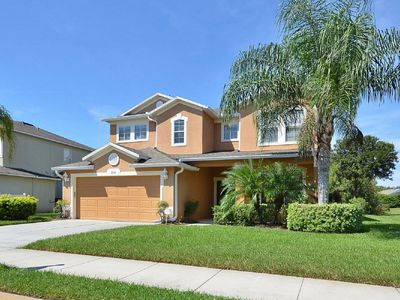 Executive 5 Bed 4 Bath Villa - South Facing Pool & Spa only 15 mins from Disney