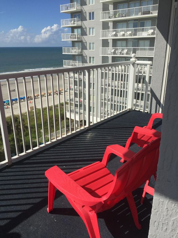 Myrtle Beach SC Seawatch Resort Ocean - HomeAway Myrtle Beach