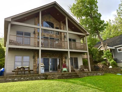 Photo for Luxurious Lakefront Living With Amenities close to Cooperstown