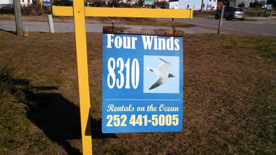 Photo for GREAT for a small family!  Right Across from the Ocean w/Private beach access