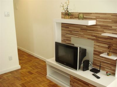 Photo for Brand new Apartment With Living Room, Bedroom, Separate kitchen, Lat Vista. Sea, 3 Min Beach