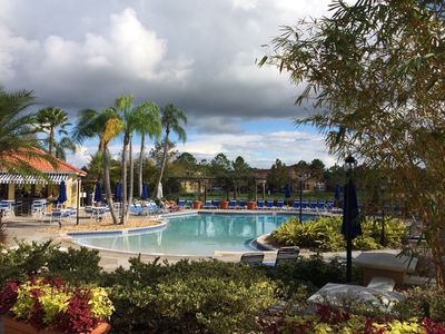 Photo for Beautiful 3 Bedroom Villa within 10 Minutes to Disney!!!