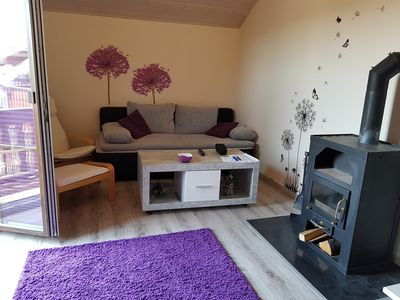 Photo for Nice little apartment with gallery in the middle of Dießen