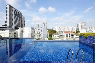 Great Penthouse near Train Station @Town
