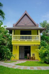 Photo for Traditional luxury Thai style bungalow in PHUKET, NAI YANG BEACH