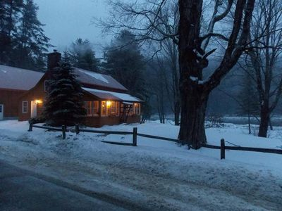 Photo for close to Lapland Lake Ski resort and pet friendly