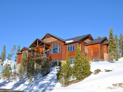 Photo for Gorgeous Luxury Mountain Home -  Timber Top Lodge!