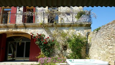 Photo for 4BR House Vacation Rental in Fontanes, Occitanie