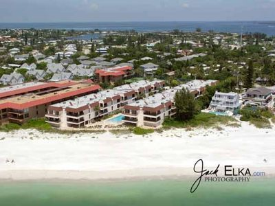Photo for Cozy Condo at Beachfront Waters Edge Complex w/ Heated Pool & Covered Parking