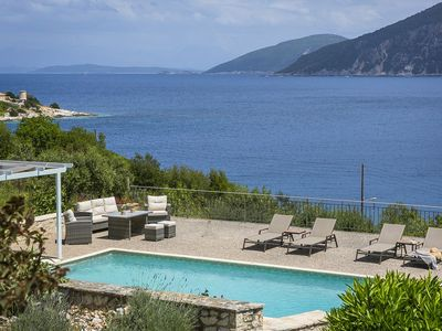 Photo for Martini waterfront suites Fiskardo,200 meters from beach
