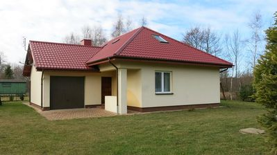 Photo for Holiday house Kopalino for 8 - 12 persons with 4 bedrooms - Holiday house