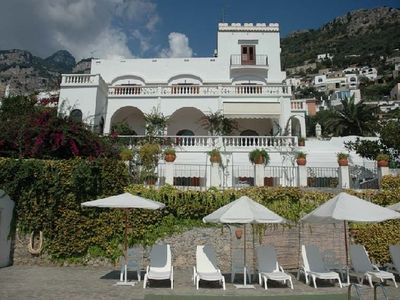 Photo for villa rental in Praiano