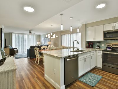 ** INCREDIBLY UPGRADED-COMPLETELY RENOVATED-TOP OF THE LINE LUXURY BEACH RENTAL!