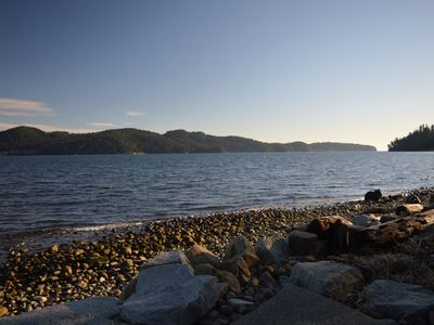 Photo for Large 4 Bedroom Beachfront Home on Sunshine Coast BC. Perfect Family Retreat.