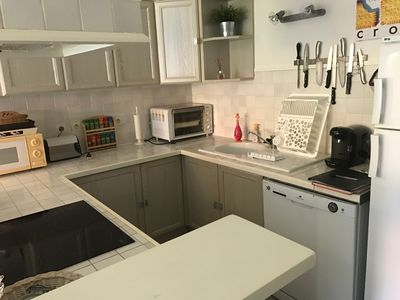 Photo for T2 bis apartment sleeps 8 gujan mestras