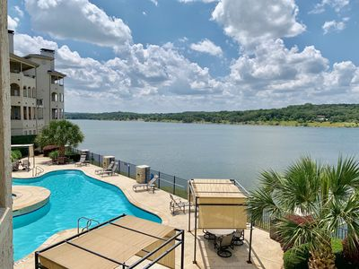 Photo for VILLA 3103 - Beautiful Lakefront Setting - Great Views & Island Amenities
