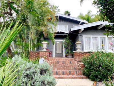 Photo for Hollywood Sunset Strip Private Home - Historic California Craftsman