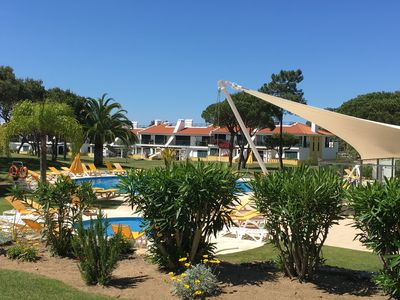 Photo for 2BR Apartment Vacation Rental in Quarteira, Faro District