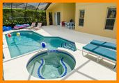 Emerald Island Resort 58 - villa with private pool & game room 3 miles from Disney