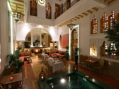 Photo for 8BR Riad Vacation Rental in Marrakech, Marrakech-Tensift-Al Haouz