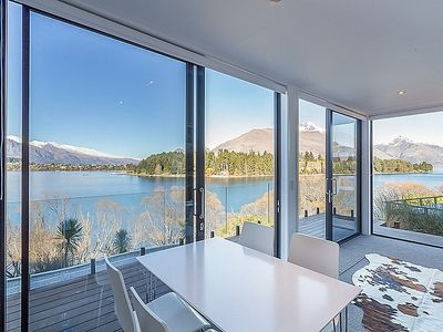 Photo for Lakefront Villa - Queenstown Holiday Home