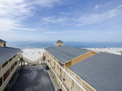 Photo for BEACHFRONT 2 Bedroom Condo! Updated kitchen and nice furnishings!