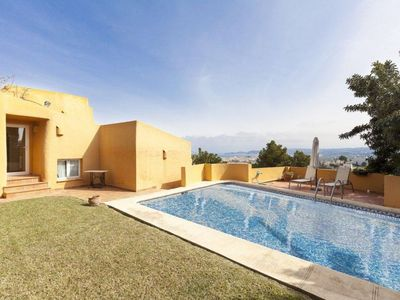 Photo for Spacious Villa Mizar apartment in Jávea with WiFi, integrated air conditioning, private parking, pr…
